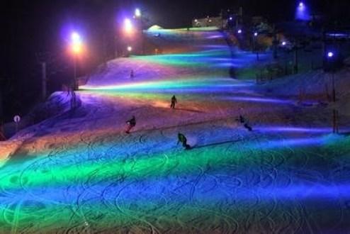 井川スキー場