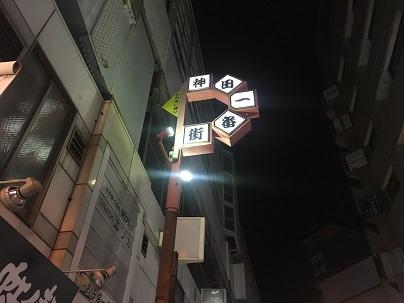 神田高架下