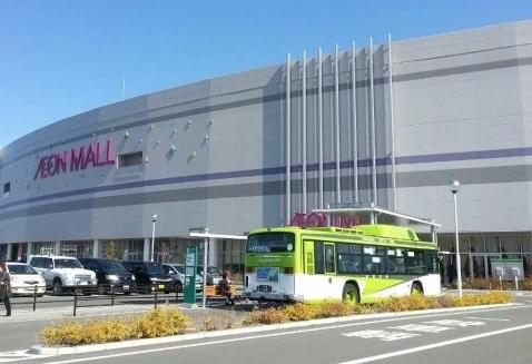 イオンモール甲府昭和店