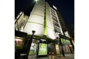 ラブホテル ヴィラ 栄店 (VILLA) ハグハグホテルグループ