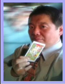 「タロット占い 風花」で当たる占い師 まーさん