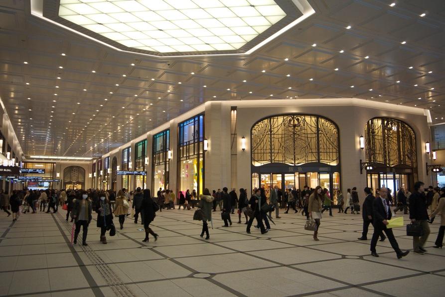阪急百貨店コンコース