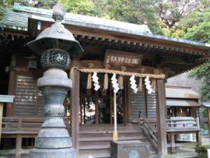 諏訪大神社