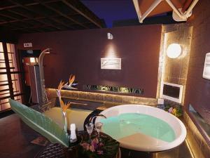 ホテルミスト風呂