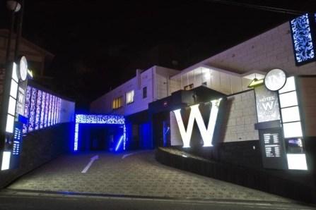 ホテルwcute