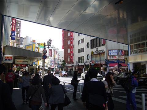 京成船橋駅前