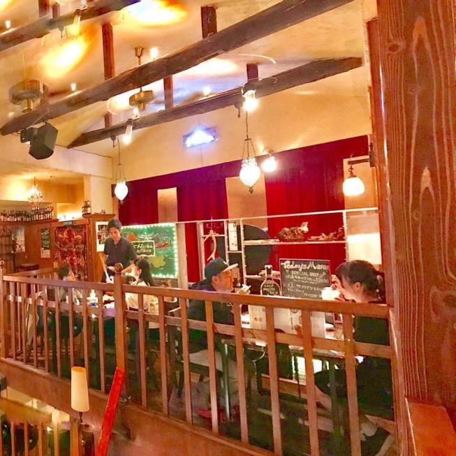 Dining Bar & Ghardaia Oasis SAHARA