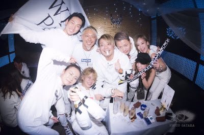 ホワイトパーティ