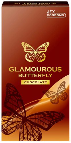 グラマラスバタフライ チョコレートの香り