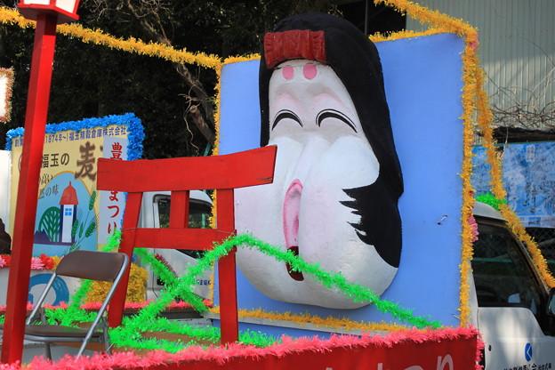 大縣神社 豊年祭