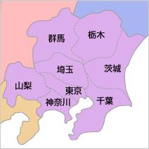 埼玉と神奈川