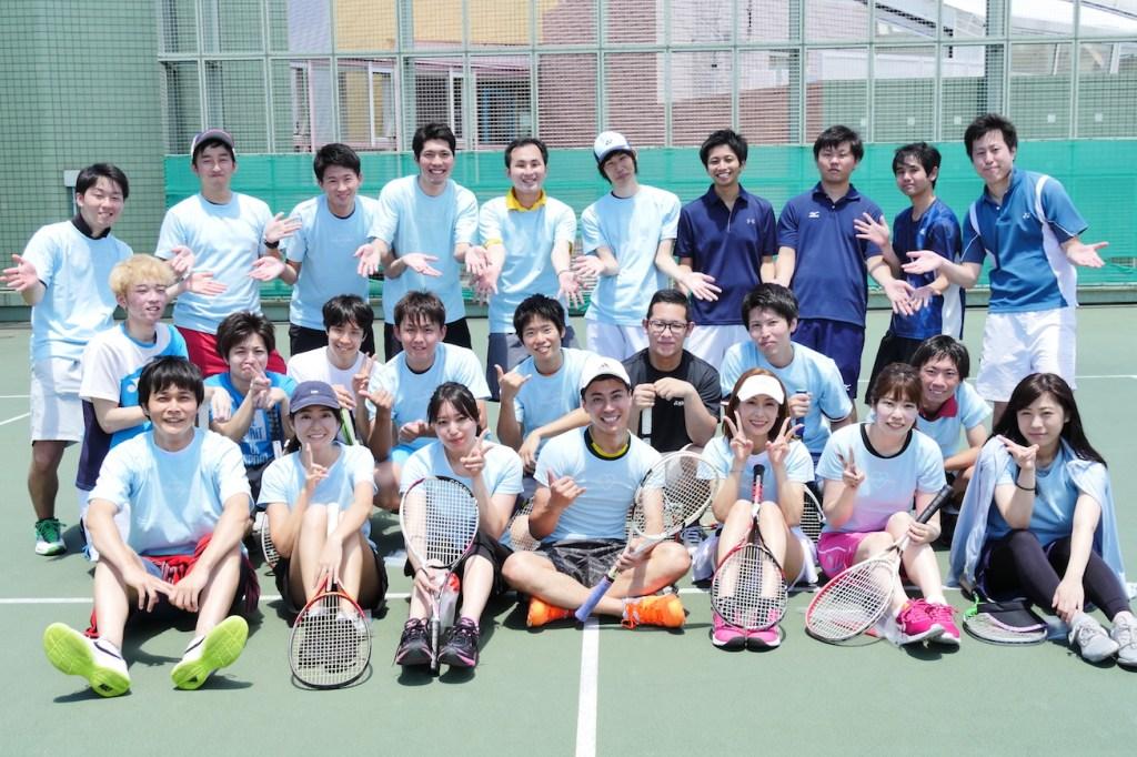 東京ソフトテニス