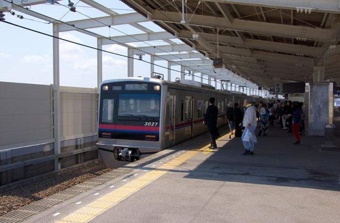 京成電鉄3000形3027-1