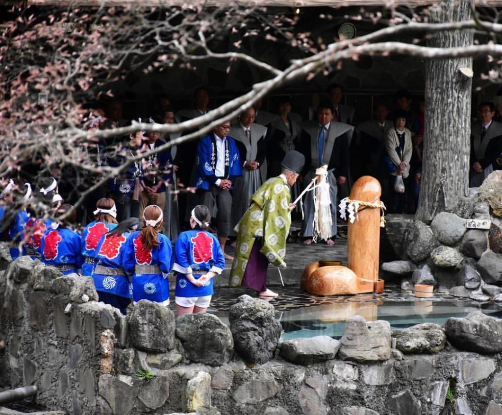 大沢温泉・二戸市金勢祭