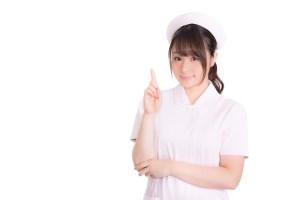 看護師の女性