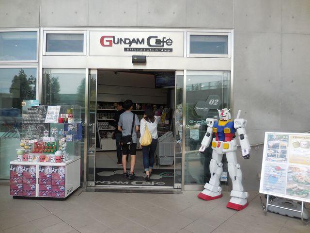 GUNDAM Cafe お台場店