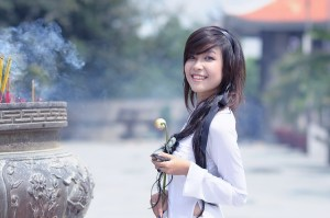 アジア女性