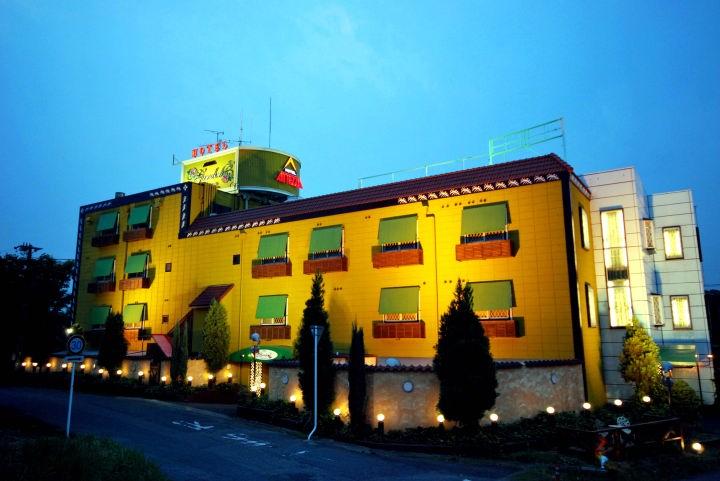HOTEL ATTEZZA Garden(アテッサガーデン)