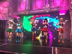sailor moon show_セーラー戦士