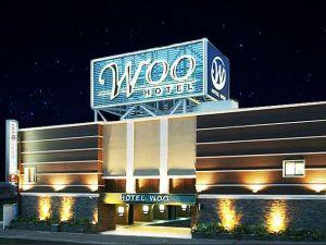 HOTEL WOO(ホテル・ウー)