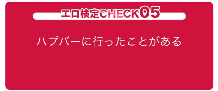 エロ検定5