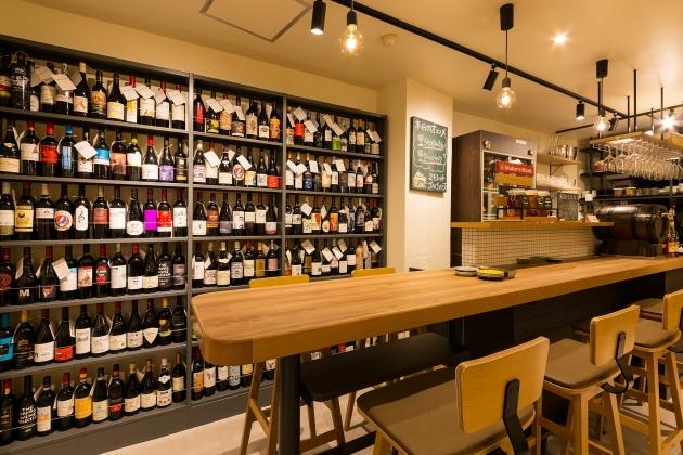 ワイン酒場 SUI de Vin 警固店