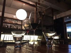 ワインとくつろぐ ツキアカリ