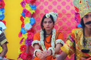 インドの美女