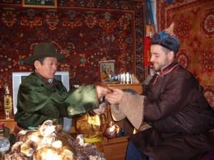 モンゴル人男性7