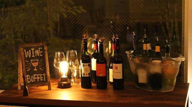 肉とワインのバル moncozy