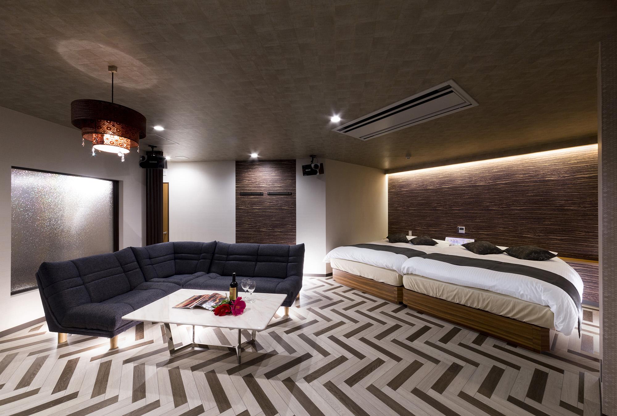 HOTEL BYAKKA(旧天使の森)2