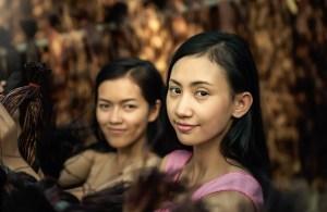 シンガポール女性1