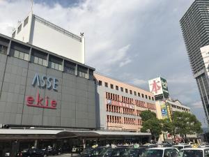 ひろしま駅ビルASSE