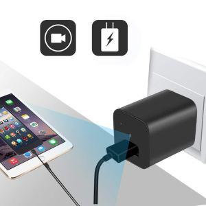 USB充電器型カメラ
