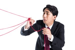 小指の赤い糸
