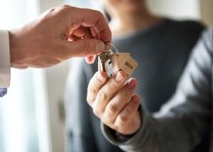 新しい家を買う