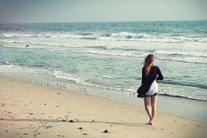 海の夢 海辺