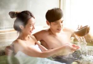 カップルお風呂5