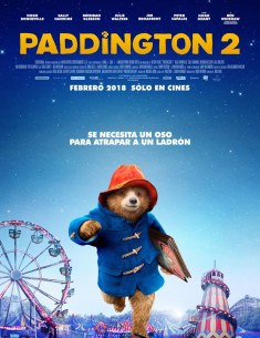 Sinopsis, trailer y poster de Paddington 2