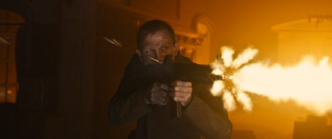 Daniel Craig stars as James Bond in Metro-Goldwyn-Mayer Pictures/Columbia Pictures/EON Productions€™ action adventure SKYFALL.