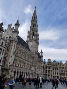 The Grand Place- Brussels, Belgium