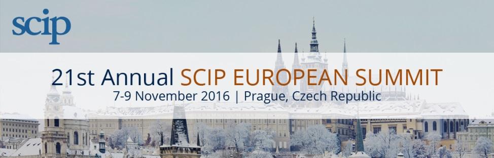 SCIP European Summit