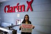 En Clarín, #NosotrasParamos