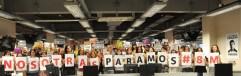 Las mujeres de Clarín adhirieron en marzo a la propuesta del #8M