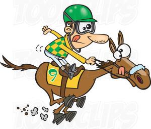 Race night cartoon1