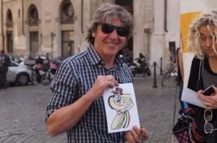 12 aprile 2016 presidio io difendo la Costituzione piazza Montecitorio