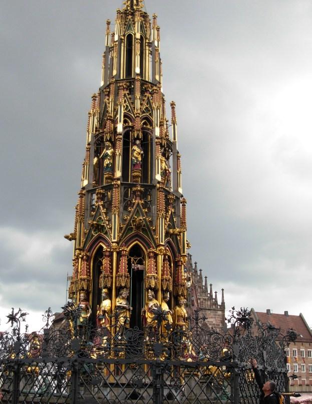 La Belle Fontaine à Nuremberg ! 2009