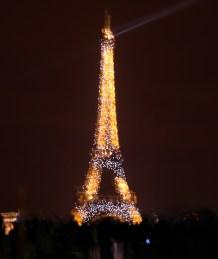 La Tour Eiffel à Paris ! 2010