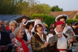 L'harmonie du jumelage Val d'Odon !