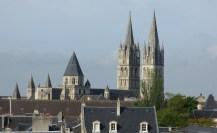 L' Abbaye aux Hommes à Caen ! 2012